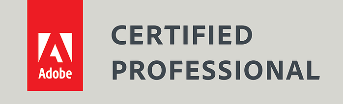 Adobe Certified Professional logo