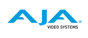 Silver Sponsor - AJA Video Systems