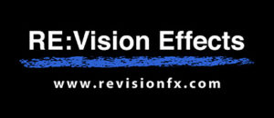 Raffle Prize Sponsor - Re:Vision Effects